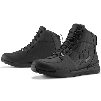 Icon Tarmac WP Boots - Black