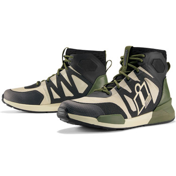 Icon Hooligan Shoes - Green