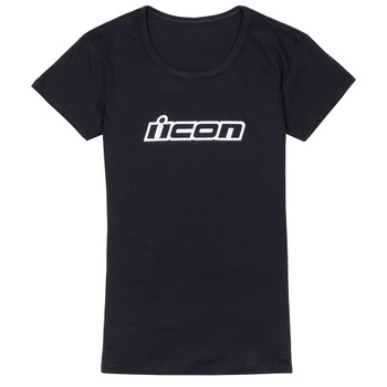 Icon Women's Clasicon T-Shirt - Black