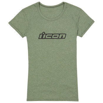 Icon Women's Clasicon T-Shirt - Green