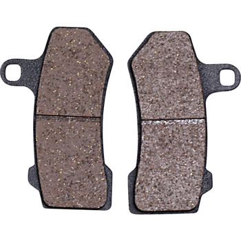 Lyndall Z+ Brake Pads for Harley - Repl. OEM 41854-08/41852-06/42850-06/42897-08