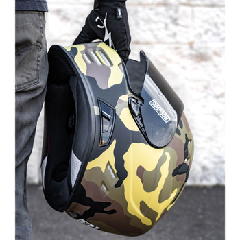 """Simpson Ghost Bandit Helmet Limited Edition - """"Crypsis"""" Classic Woodland Camo"""