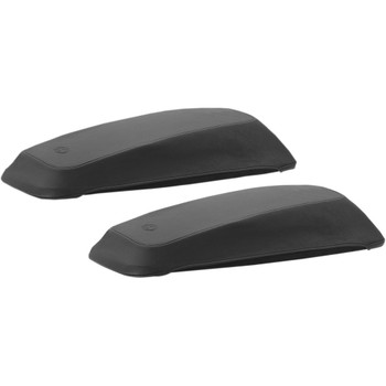 Mustang Saddlebag Lid Covers for 2014-2020 Harley Touring - Smooth