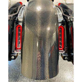 Hofmann Designs Carbon Fiber Rear Fender for 2009-2020 Harley Touring