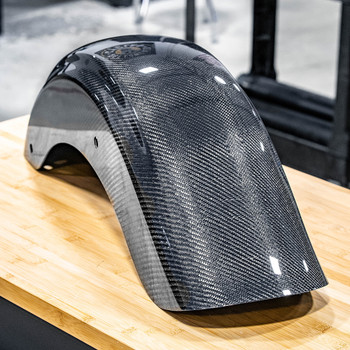 Hofmann Designs Carbon Fiber Rear Fender for 2009-2020 Harley Touring