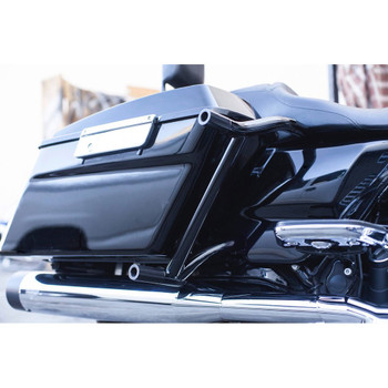 Santoro Fabworx Not Yo Daddy's Bag Guards for 2009-2020 Harley Touring