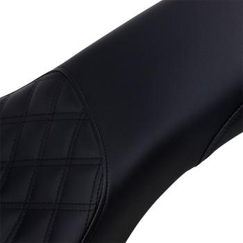 Saddlemen Profiler Seat for 2018-2020 Harley Softail FXBB - Lattice Stitch