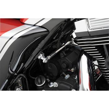 Alloy Art Frame Stabilizer for 2017-2020 Harley Touring - Polished