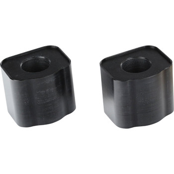 "Thrashin Supply 1"" Handlebar Riser Spacer Set - Black"