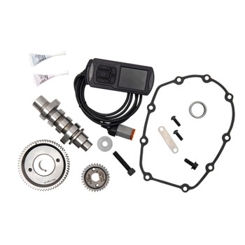 S&S 475 Gear Drive Cam & Dynojet PV-3 Kit for 2017-2019 Harley M8 Touring models