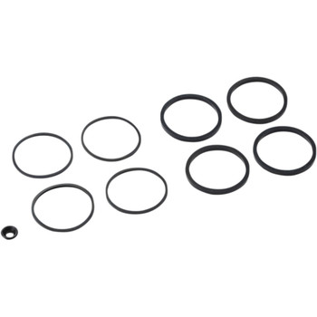 Drag Specialties Caliper Seal-Only Kit for Front/Rear 2008-20 Harley Touring