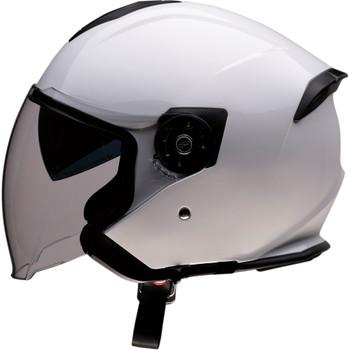 Z1R Road Maxx White Helmet