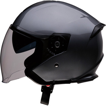 Z1R Road Maxx Helmet - Dark Silver