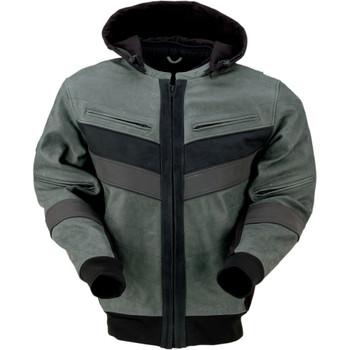 Z1R Thrasher Leather Jacket