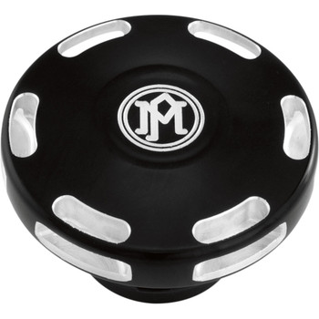 Performance Machine Apex Gas Cap for 2018-2020 Harley Softail - Contrast Cut