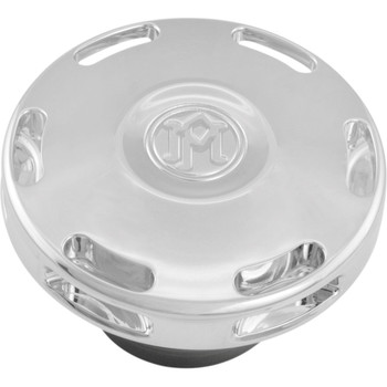 Performance Machine Apex Gas Cap for 2018-2020 Harley Softail - Chrome