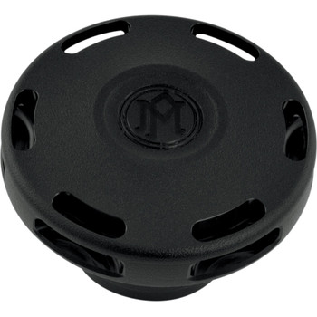 Performance Machine Apex Gas Cap for 2018-2020 Harley Softail - Black Ops