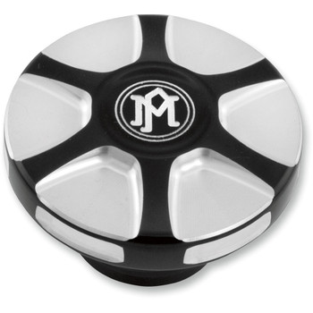 Performance Machine Array Gas Cap for 2018-2020 Harley Softail - Contrast Cut