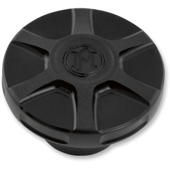 Performance Machine Array Gas Cap for 2018-2020 Harley Softail - Black Ops