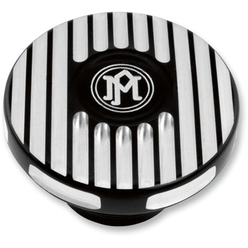 Performance Machine Grill Gas Cap for 2018-2020 Harley Softail - Contrast Cut