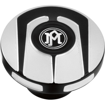 Performance Machine Scallop Gas Cap for 2018-2020 Harley Softail - Contrast Cut