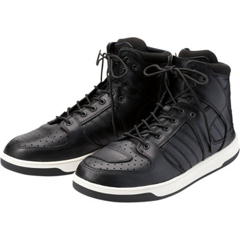 Z1R Frontline Leather Boots - Black