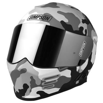 Simpson Ghost Bandit Helmet Limited Edition - Foxtrot Tango Whiskey