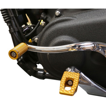 Thrashin Supply P-54 Slim Foot Pegs for Harley - Gold