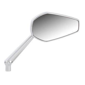 Arlen Ness Mini Stocker Mirrors for Harley - Chrome