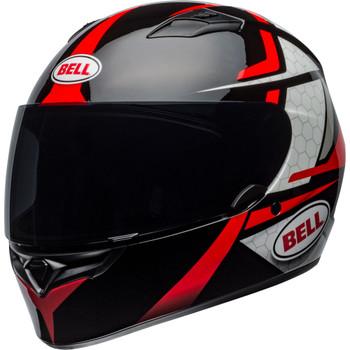 Bell Qualifier Flare Helmet - Gloss Black/Red