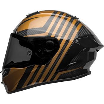 Bell Race Star Flex DLX Helmet - Gloss Black/Gold