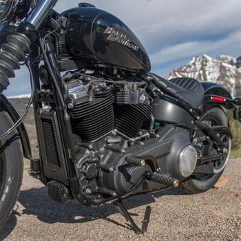 Arlen Ness Airtrax Shifter Peg for Harley - Brass