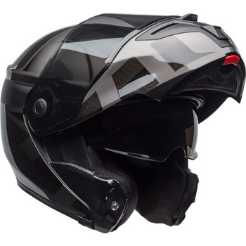 Bell SRT Modular Helmet - Predator Matte/Gloss Blackout
