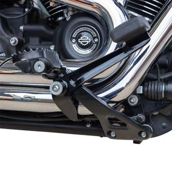 S&S Mid Mount Brake Pedal for M8 Softail Models
