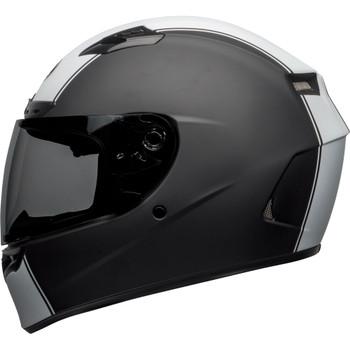 Bell Qualifier DLX MIPS Helmet - Rally Matte Black/White