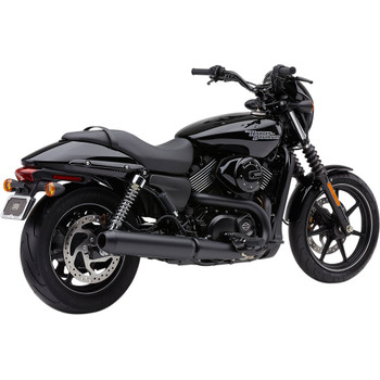 "Cobra 4"" El Diablo Slip-On Muffler for 2015-2020 Harley XG500/ 750"