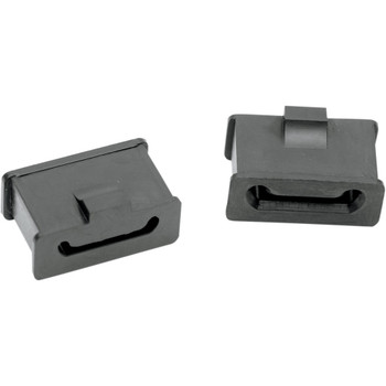 Drag Specialties Rubber Muffler Mounts for 1985-2020 Harley Touring Repl. OEM 65724-85/ 85A