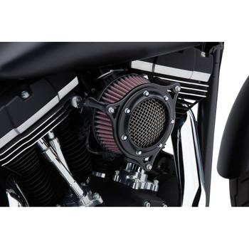 Cobra RPT Air Cleaner for 2017-2020 Harley Touring Models - Black