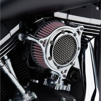 Cobra RPT Air Cleaner for 2004-2020 Harley Sportster Models - Chrome