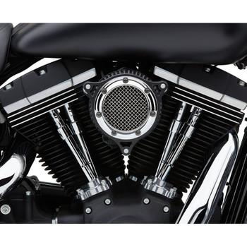 Cobra RPT Air Cleaner for 2004-2020 Harley Sportster Models - Chrome/Black
