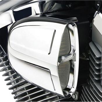 Cobra PowrFlo Air Cleaner for 2017-2020 Harley Touring Models - Chrome