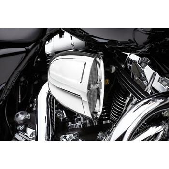 Cobra PowrFlo Air Cleaner for 2018-2020 Harley Softail Models - Chrome
