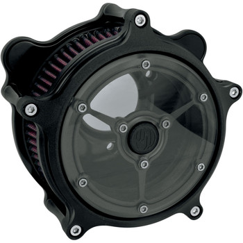 Roland Sands Clarity Air Cleaner for 2008-2017 Harley Twin Cam Electronic Throttle - Black Ops