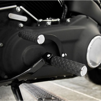 Arlen Ness Air Trax Foot Pegs for Harley - Chrome