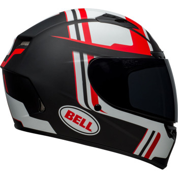 Bell Qualifier DLX MIPS Helmet - Torque Matte Black/Red