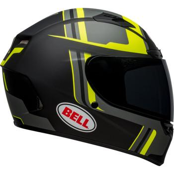Bell Qualifier DLX MIPS Helmet - Torque Matte Black/Hi-Viz