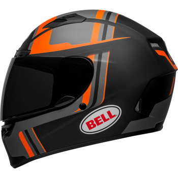 Bell Qualifier DLX MIPS Helmet - Torque Matte Black/Orange