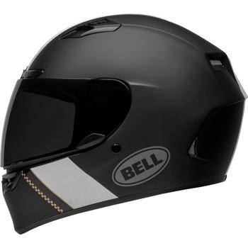 Bell Qualifier DLX MIPS Helmet - Vitesse Matte/Gloss Black/White