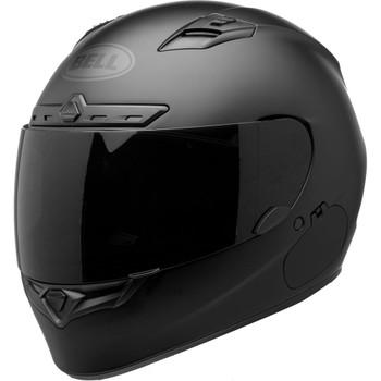 Bell Qualifier DLX Helmet - Matte Blackout