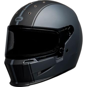 Bell Eliminator Helmet - Rally Matte Gray/Black